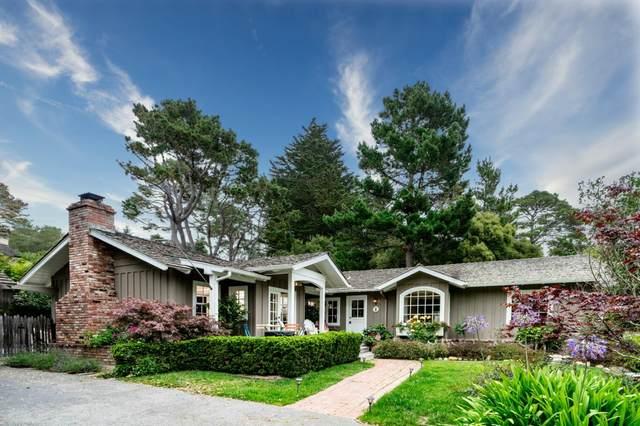 3205 Camino Del Monte, Carmel, CA 93923 (#ML81801324) :: The Sean Cooper Real Estate Group