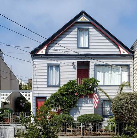 722 Girard St, San Francisco, CA 94134 (#ML81801481) :: The Goss Real Estate Group, Keller Williams Bay Area Estates