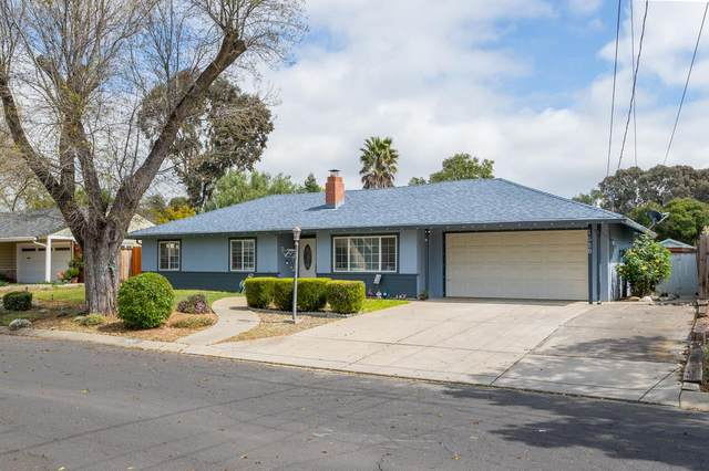 1580 Alpine Dr, Concord, CA 94521 (#ML81801541) :: Robert Balina | Synergize Realty