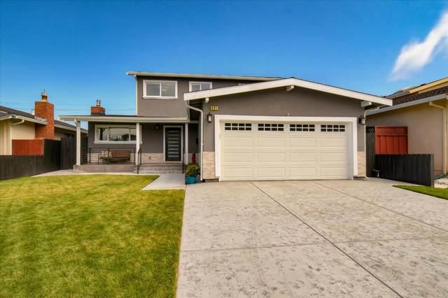 431 Fernwood Dr, San Bruno, CA 94066 (#ML81801649) :: Strock Real Estate