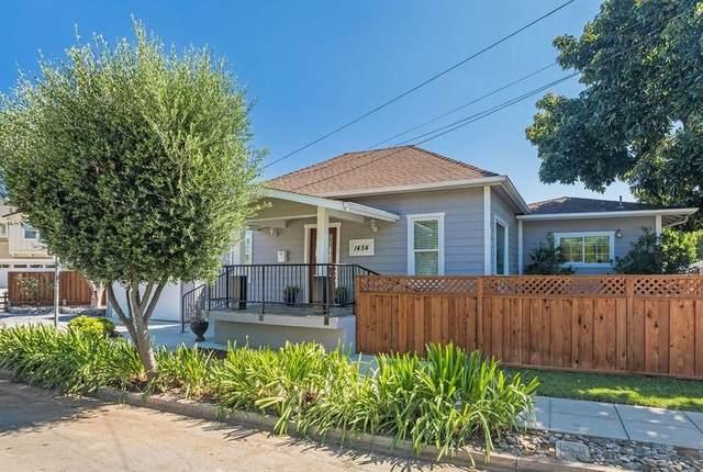 1454 Hervey Ln, San Jose, CA 95125 (#ML81801699) :: Live Play Silicon Valley