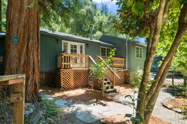 200 Buena Vista Ave, Boulder Creek, CA 95006 (#ML81801703) :: Strock Real Estate