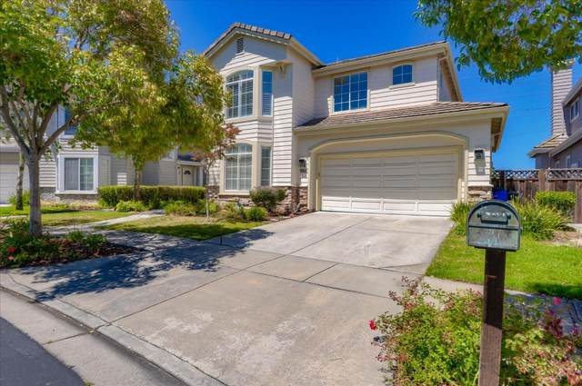998 Governors Bay Dr, Redwood Shores, CA 94065 (#ML81801744) :: Alex Brant Properties