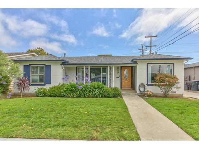 8 San Pedro St, Salinas, CA 93901 (#ML81801750) :: RE/MAX Gold