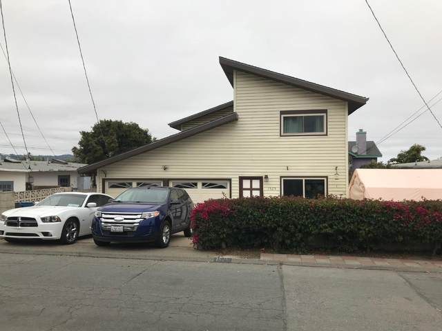 1525 Waring St, Seaside, CA 93955 (#ML81801789) :: Robert Balina | Synergize Realty