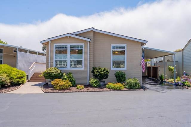 48 Primrose St 48, Aptos, CA 95003 (#ML81801868) :: Alex Brant Properties