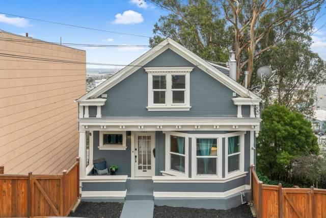 135 Holladay Ave, San Francisco, CA 94110 (#ML81801880) :: Intero Real Estate