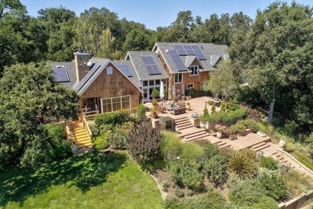 320 Family Farm Rd, Woodside, CA 94062 (#ML81801907) :: The Kulda Real Estate Group