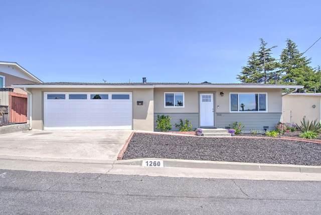 1260 Harding St, Seaside, CA 93955 (#ML81801928) :: Strock Real Estate