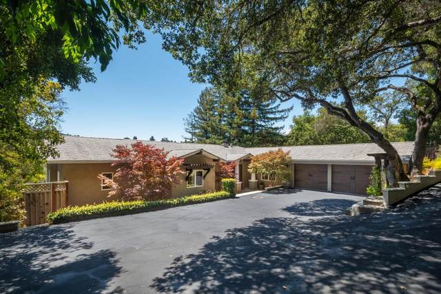 1365 Marlborough Rd, Hillsborough, CA 94010 (#ML81801968) :: Robert Balina | Synergize Realty