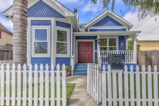 68 West St, Salinas, CA 93901 (#ML81801998) :: Strock Real Estate