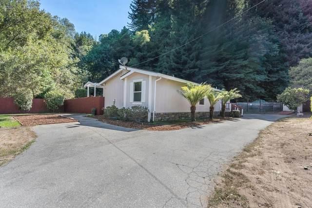 393 Eureka Canyon Rd, Watsonville, CA 95076 (#ML81802011) :: The Kulda Real Estate Group