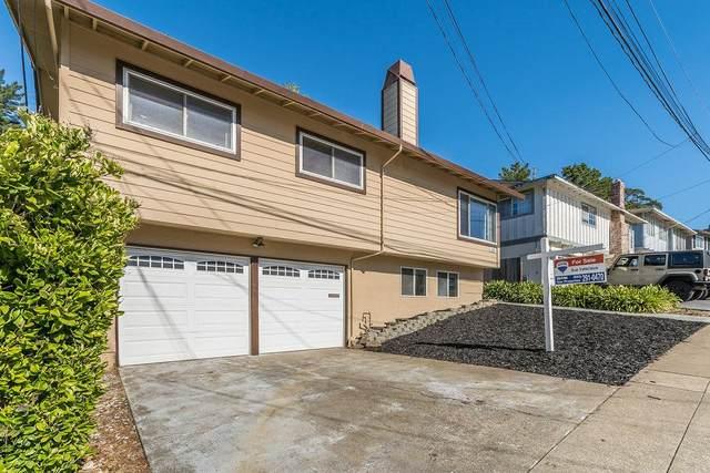 1135 Mason Dr, Pacifica, CA 94044 (#ML81802099) :: The Goss Real Estate Group, Keller Williams Bay Area Estates