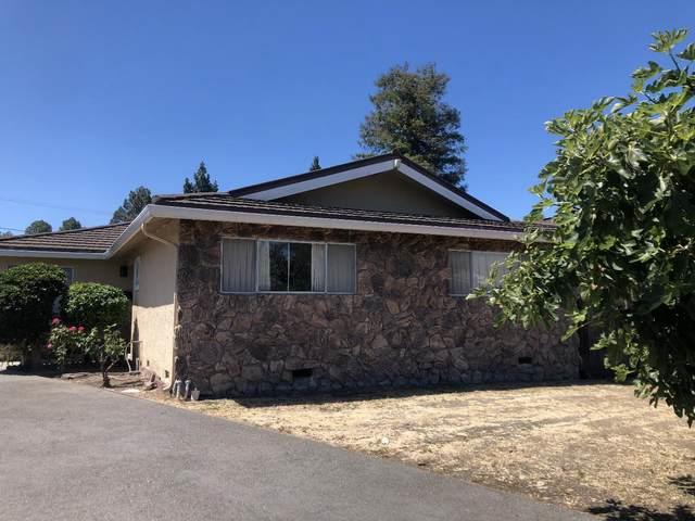 1301 San Domar Dr A, Mountain View, CA 94043 (#ML81802138) :: RE/MAX Gold