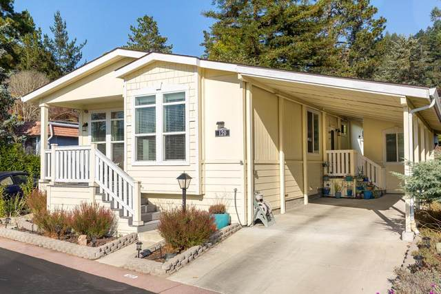 552 Bean Creek Rd 120, Scotts Valley, CA 95066 (#ML81802397) :: Robert Balina | Synergize Realty