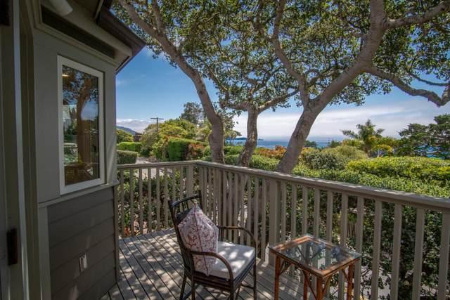 0 San Antonio & 2nd Se Corner Ave, Carmel, CA 93921 (#ML81802431) :: Strock Real Estate