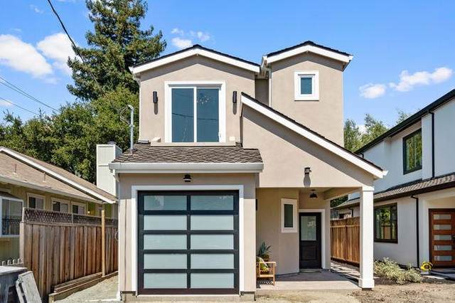 246 College Ave, Mountain View, CA 94040 (#ML81802450) :: Alex Brant Properties