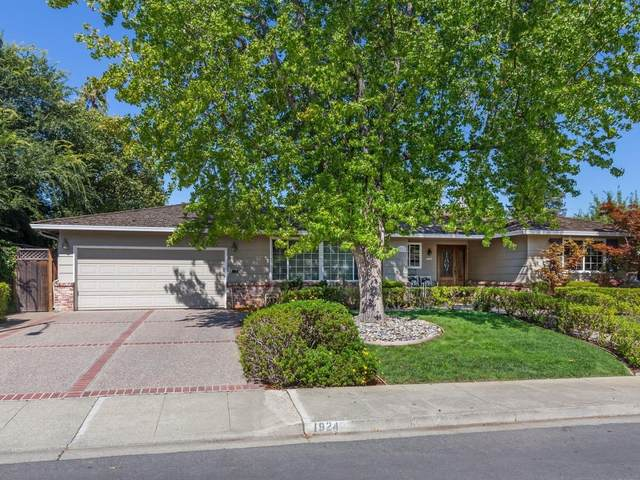 1924 Orangetree Ln, Mountain View, CA 94040 (#ML81802512) :: Robert Balina | Synergize Realty