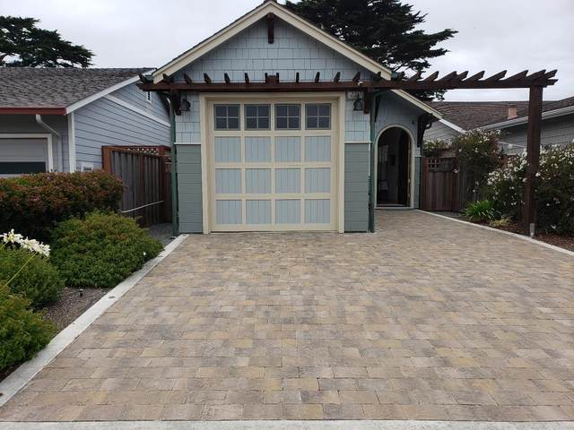 220 Myrtle St, Half Moon Bay, CA 94019 (#ML81802526) :: Strock Real Estate