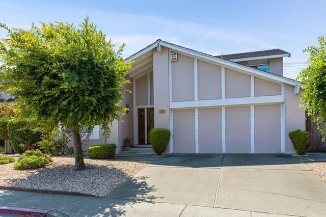 1341 Peachwood Ct, San Bruno, CA 94066 (#ML81802615) :: Robert Balina | Synergize Realty