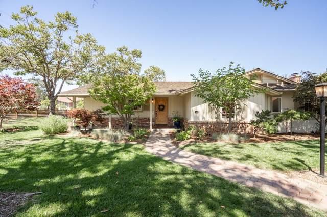 542 Fairfax Ave, San Mateo, CA 94402 (#ML81802671) :: Intero Real Estate