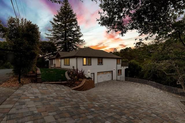 1425 Avondale Rd, Hillsborough, CA 94010 (#ML81802681) :: Robert Balina | Synergize Realty