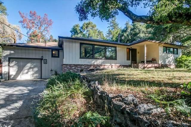 9405 Newell Creek Rd, Ben Lomond, CA 95005 (#ML81802703) :: Robert Balina | Synergize Realty