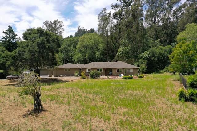 70 Via Arroyo, Corralitos, CA 95076 (#ML81802718) :: The Kulda Real Estate Group