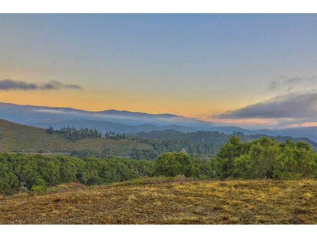 25600 Via Malpaso (Lot 84), Carmel, CA 93923 (#ML81802761) :: The Gilmartin Group