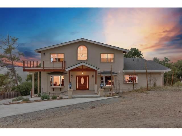 380 El Caminito Rd, Carmel Valley, CA 93924 (#ML81802768) :: Alex Brant Properties