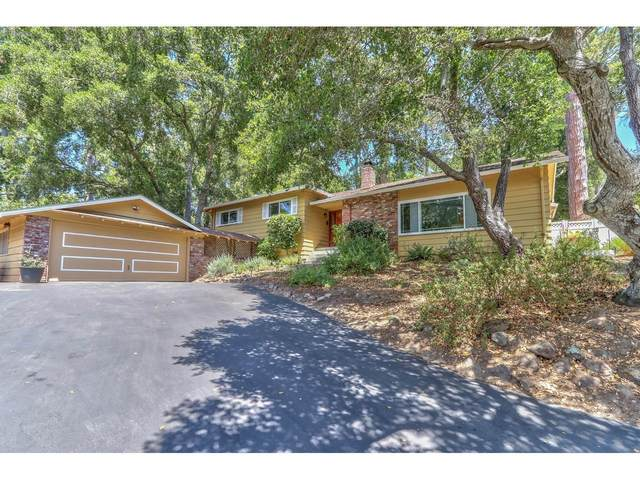 1954 Graham Hill Rd, Santa Cruz, CA 95060 (#ML81802802) :: Robert Balina | Synergize Realty