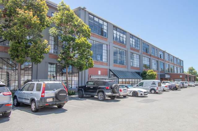4053 Harlan St 110, Emeryville, CA 94608 (#ML81802809) :: Live Play Silicon Valley