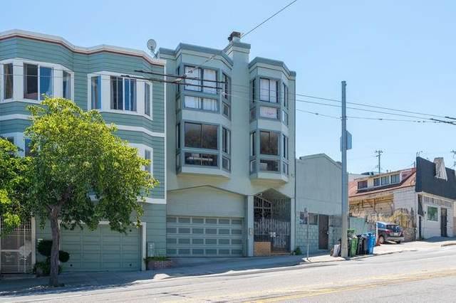 3585-3587 Mission St, San Francisco, CA 94110 (#ML81802820) :: Strock Real Estate