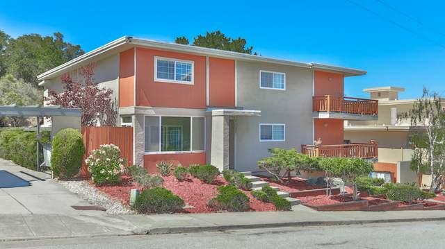 1332 Palos Verdes Dr, San Mateo, CA 94403 (#ML81802914) :: The Realty Society