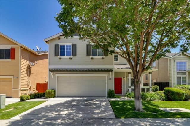 4082 Memoir Ave, Tracy, CA 95377 (#ML81802983) :: The Kulda Real Estate Group