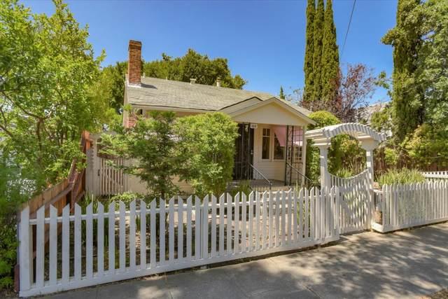 413 Alden St, Redwood City, CA 94063 (#ML81802998) :: Alex Brant Properties