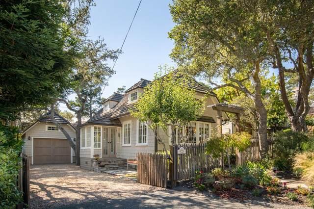 0 Santa Fe 5 Sw 5th Ave, Carmel, CA 93921 (#ML81803001) :: Alex Brant Properties