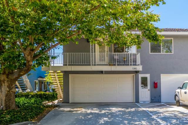1380 Ruby Ct 4, Capitola, CA 95010 (#ML81803005) :: Schneider Estates