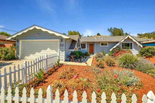 2225 Sequoia Dr, Santa Cruz, CA 95065 (#ML81803015) :: Robert Balina | Synergize Realty