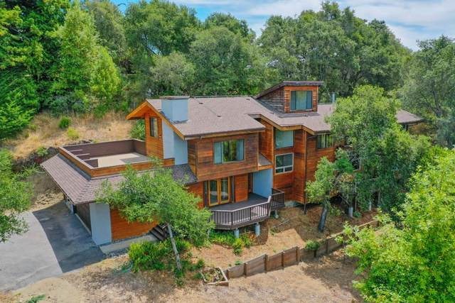 4100 Paul Sweet Rd, Santa Cruz, CA 95065 (#ML81803029) :: Real Estate Experts
