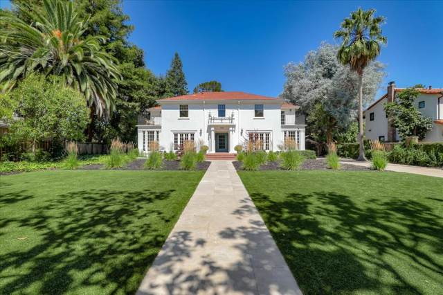939 University Ave, Palo Alto, CA 94301 (#ML81803036) :: Robert Balina | Synergize Realty