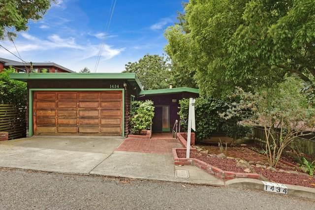 1434 Queens Rd, Berkeley, CA 94708 (#ML81803053) :: Alex Brant Properties