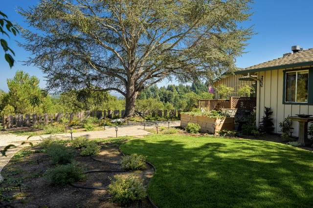 200 Old Coach Rd, Scotts Valley, CA 95066 (#ML81803081) :: Strock Real Estate