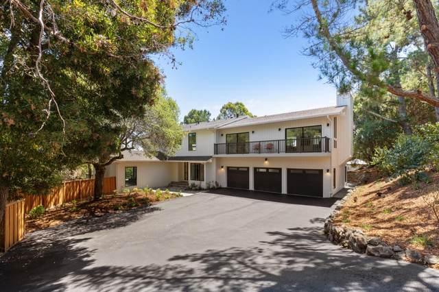 80 Glengarry Way, Hillsborough, CA 94010 (#ML81803084) :: Robert Balina | Synergize Realty