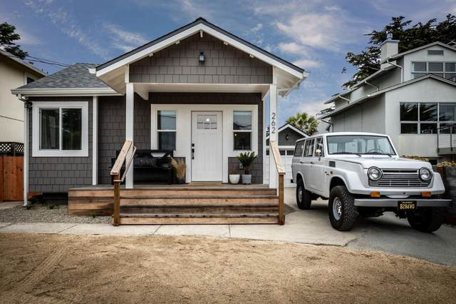 262 Nevada Ave, Moss Beach, CA 94038 (#ML81803158) :: The Sean Cooper Real Estate Group