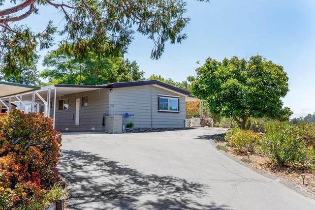 270 Hames Rd 40, Corralitos, CA 95076 (#ML81803171) :: The Kulda Real Estate Group