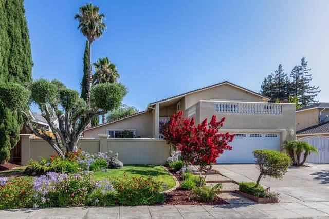 1385 Redmond Ave, San Jose, CA 95120 (#ML81803187) :: Robert Balina | Synergize Realty