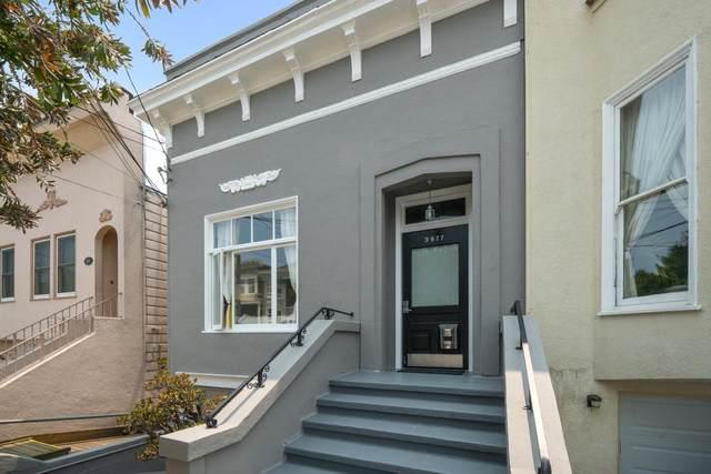 3877 Cesar Chavez St, San Francisco, CA 94131 (#ML81803210) :: The Sean Cooper Real Estate Group