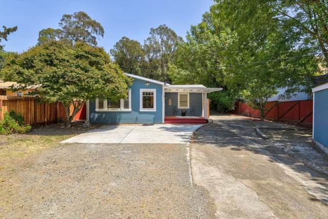891 Old Canyon Rd, Fremont, CA 94536 (#ML81803219) :: Alex Brant Properties