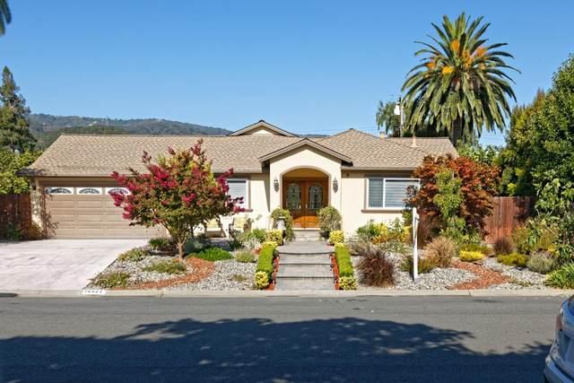 10353 Mira Vista Rd, Cupertino, CA 95014 (#ML81803280) :: Live Play Silicon Valley